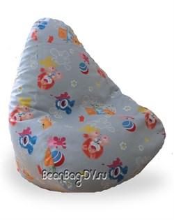 Кресло груша львята
