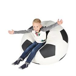 Кресло-мешок Мяч Футбол BeanBag Стандарт. Размер XL - фото 5425