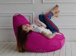 Кресло Груша XL CoolBag Вельвет - фото 6117