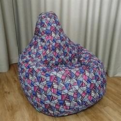 Кресло Груша L CoolBag Абстракция - фото 6220