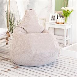 Кресло Груша XL CoolBag Вельвет - фото 6927