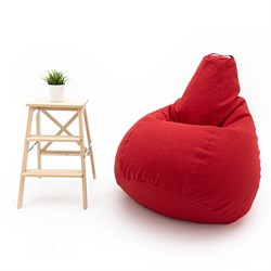 Кресло Груша XXL CoolBag Жаккард - фото 7135
