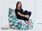 Кресло кошка Геометрия