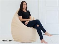 Кресло мешок из эко-кожи
