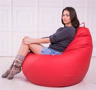 Кресло Груша XL ColBag эко-кожа LUX