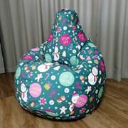 Кресло Груша XL CoolBag Рождество