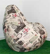 Кресло Груша XL CoolBag Челси