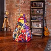 Кресло Груша XL CoolBag Marvel